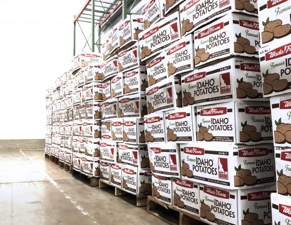 Monteverde's Facility: Potato Room