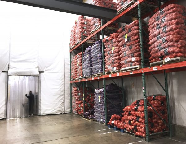 Monteverde's Facility: Onion Room