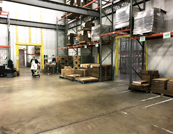 Monteverde's Facility: Packing Room