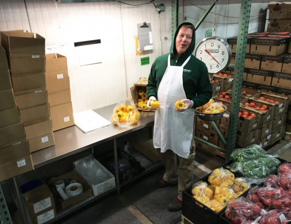 Monteverde's Service: Packaged Produce