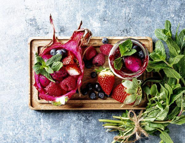 Monteverde's Product: Fresh Fruits