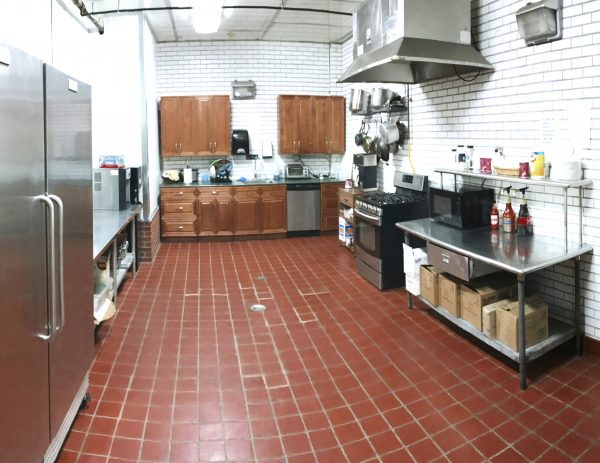 Monteverde's Service: Customer Classroom Kitchen